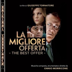 La Migliore Offerta (The Best Offer), Ennio Morricone