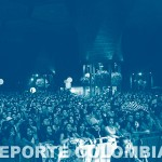 Cincopoderosos de Circulart y el Festival Medellín Vive la Música