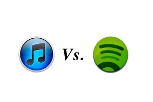 Apple va contra Spotify