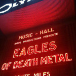 El catártico regreso de Eagles of Death Metal a París