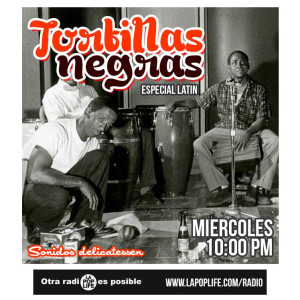 Tortillas Negras #7: Latin