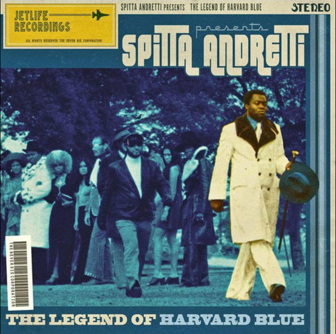 Curren$y, The Legend Of Harvard Blue