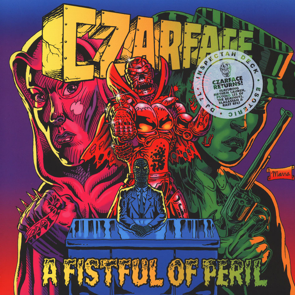 CzarFace, A Fistful of Peril