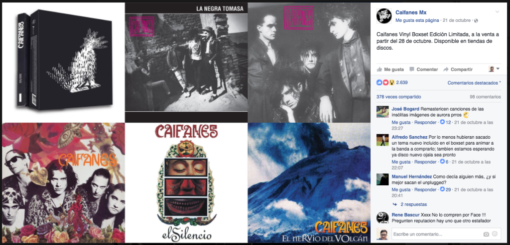 caifanes fb fans 21 oct