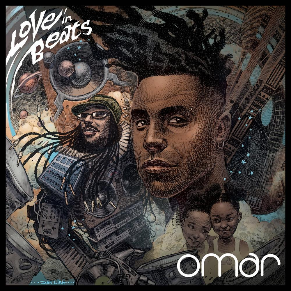 Omar, Love In Beats