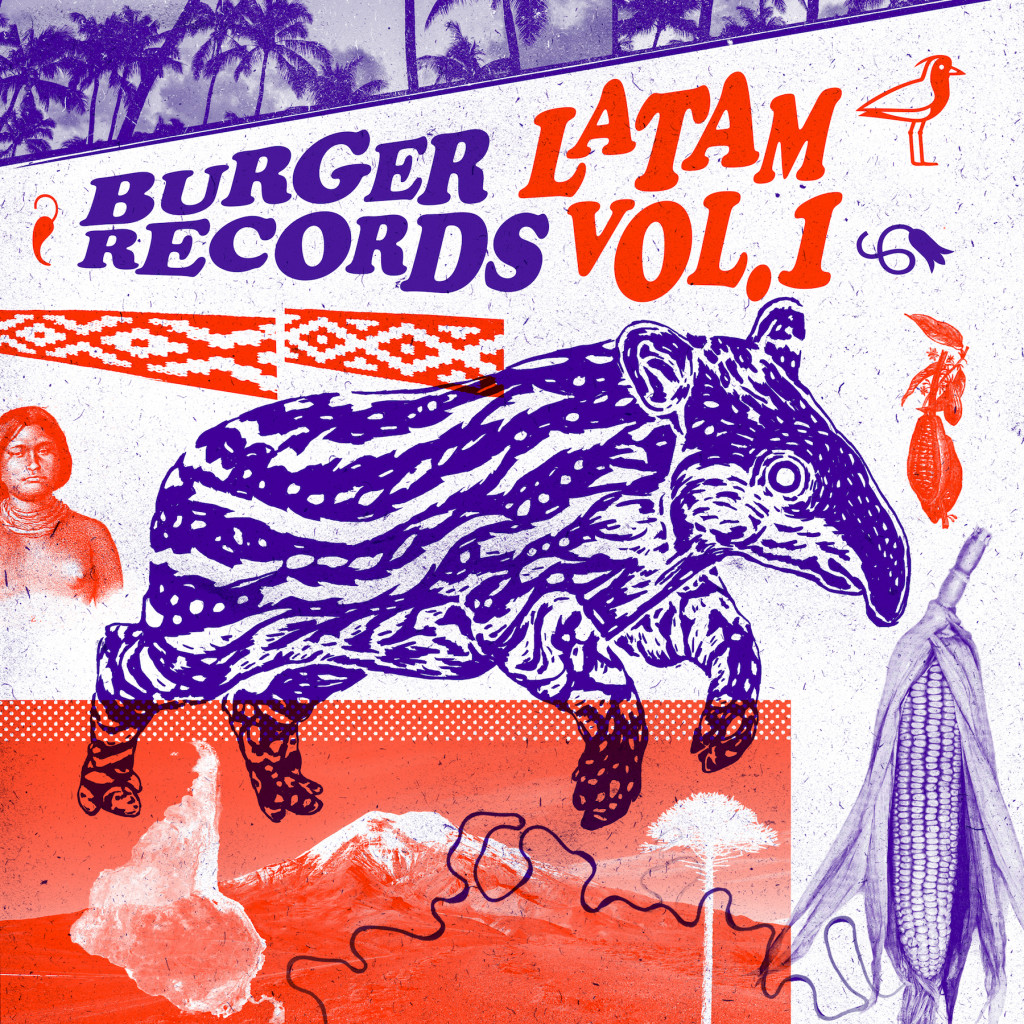 Burger Records LATAM Vol. 1