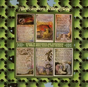 Allen Ginsberg The Complete Songs of Innocence and Experience