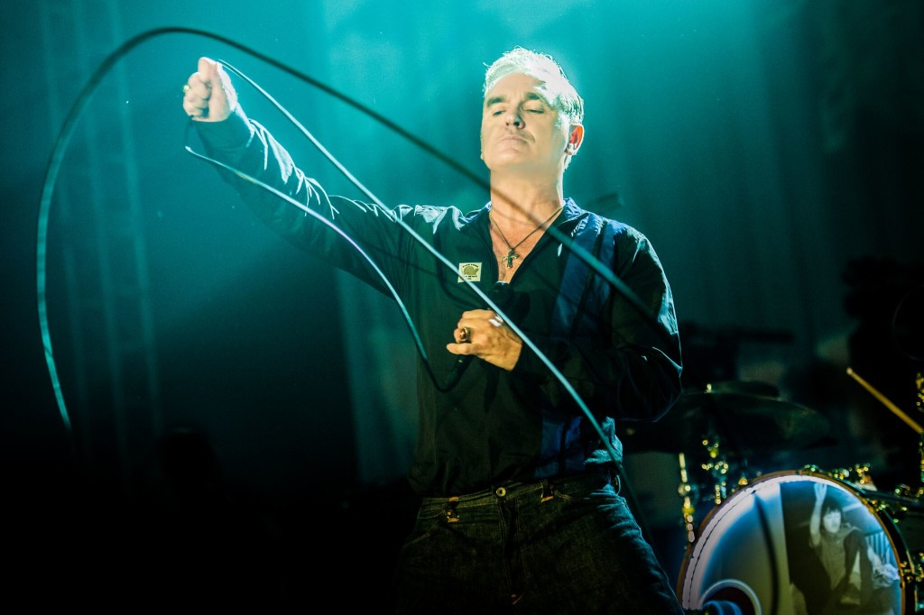 Morrissey vuelve con Low in High-School