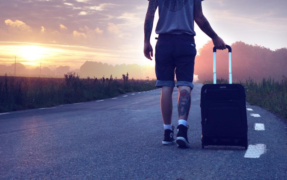 Viajar a un festival